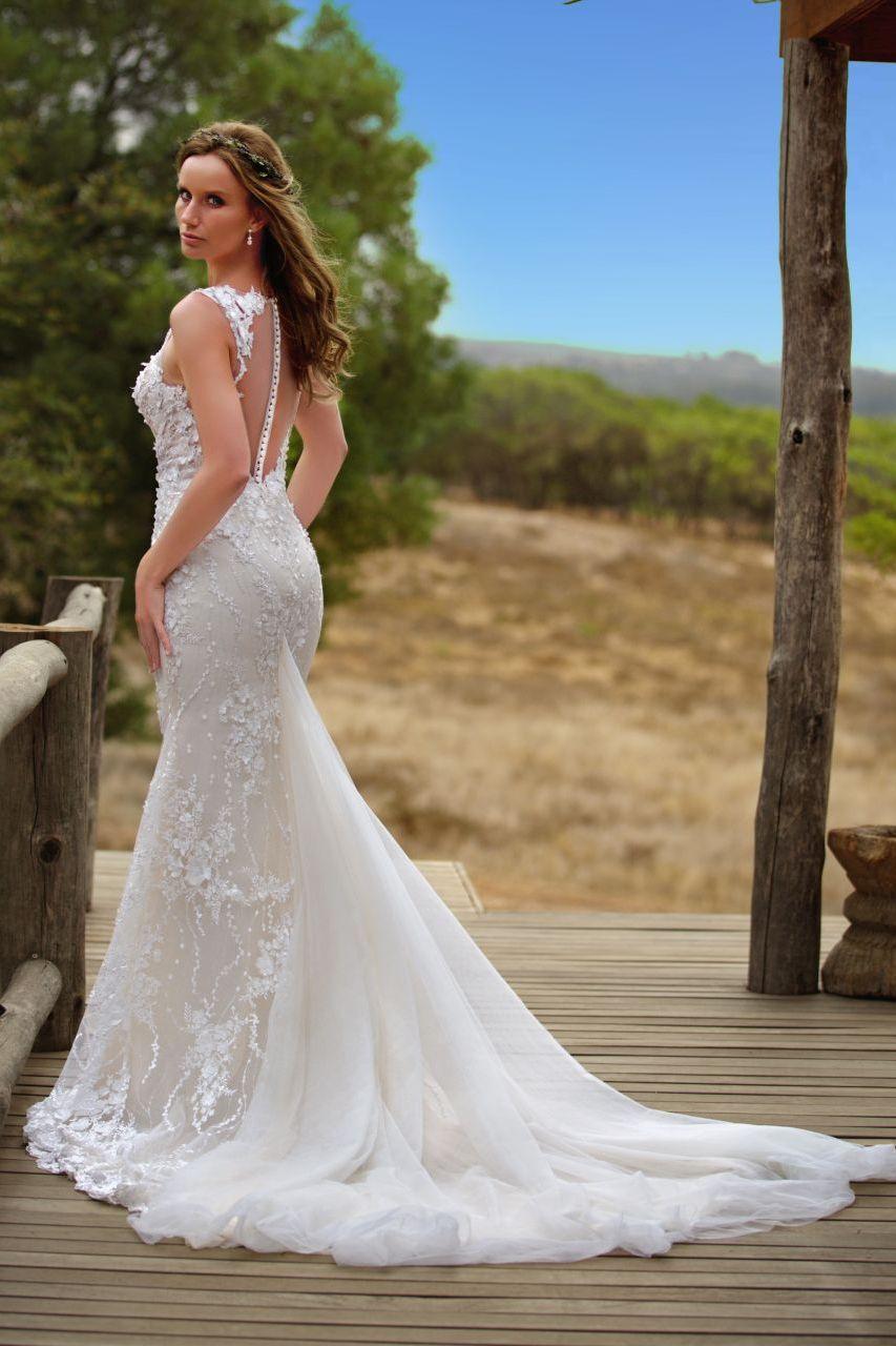 Hochzeitskleid (fit and flare)